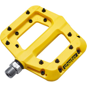 Race Face Chester Composite Pedals yellow